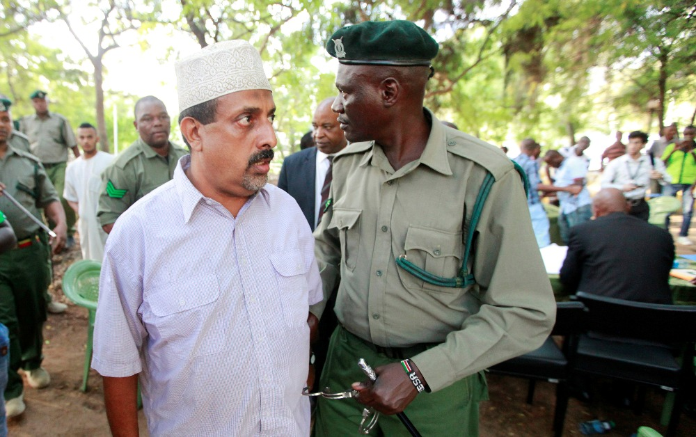 IVORY TRAFFICKING KINGPIN FEISAL MOHAMMED JAILED FOR 20 YEARS, FINED SH20 MILLION