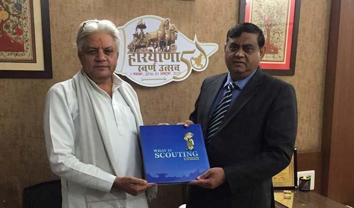 OIPA India international representative, Naresh Kadyan appointed as Commissioner