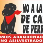 DOG HUNTING BILL DEBATED IN CHILEAN PARLIAMENT: OIPA CHILE PROTESTS
