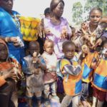 OIPA CAMEROON IS TEACHING CHILDREN IN SCHOOLS TO RESPECT ANIMALS AND IMPROVE THEIR WELFARE IN THE COMMUNITIES
