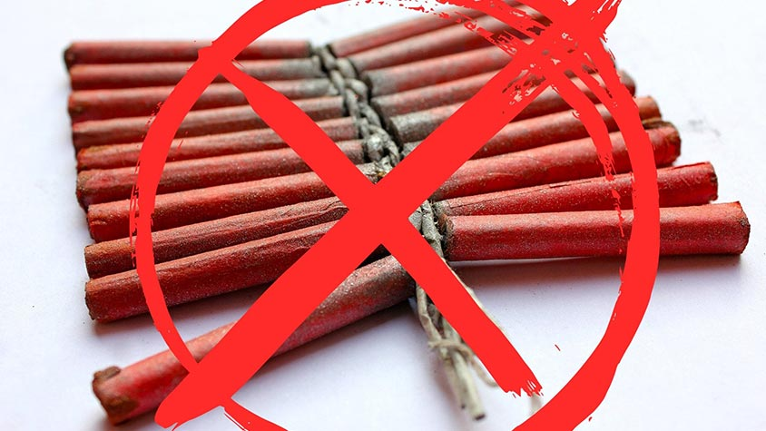 HYSTORICAL VICTORY! FIRECRACKERS BAN IN CROATIA WILL COME INTO FORCE ON JANUARY 2021