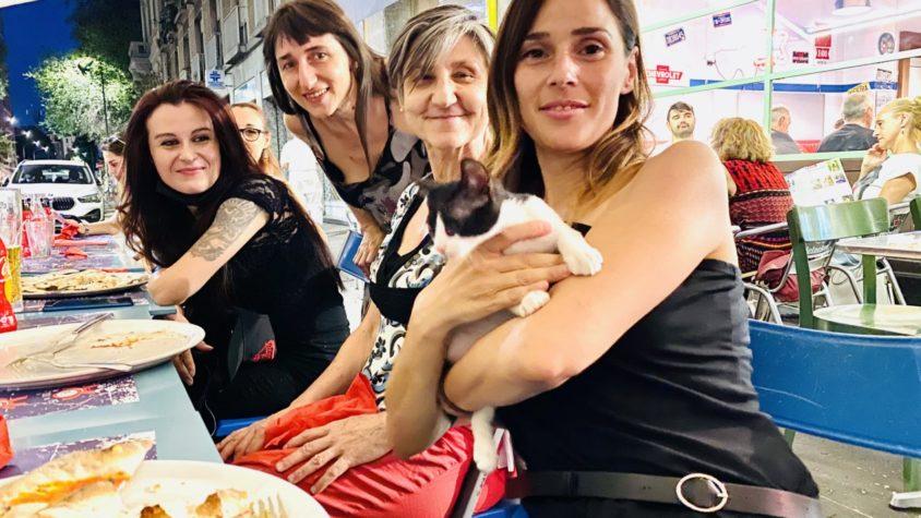 """""""PIZZA E FUSA"""": PISELLINO GUEST STAR DELL'EVENTO SOLIDALE ORGANIZZATO IN SUO AIUTO DAGLI ANGELI BLU DI MILANO"""